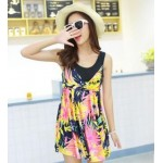 Women's Fashion Floral Print Plus Size Swimwear Nz(More Colors)