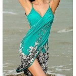 Women's New Summer Look Slimmer loose Beach Cover-up