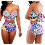 Women's Sexy and Colorful Print Beautiful Swimsuit Nz