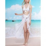 Sexy Transparent Beach Swim Dress