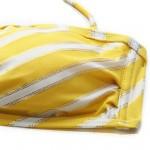 Bikini of the Year – RELLECIGA NEW Gorgeous Halter Top Metallic Leopard Pattern Bikini Set with Molded Foam Padding