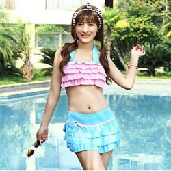 Women Others Polyester Padded Bras Tankinis