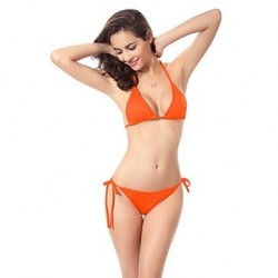 Free shipping Hot Wholesale 2014 Cheap Transparent Bikini swimwear 11 Colors