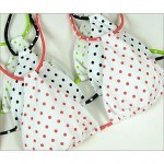 Women's Fashion Sexy Dot Beach wear Bikini Set Swimwear Nz Swimsuit Nz Biquini Bathing Suit
