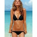 2019 New Sexy Laciness Bikini Sets Solid Color Swimwear Nz Vintage Bathing Suit Women Monokini
