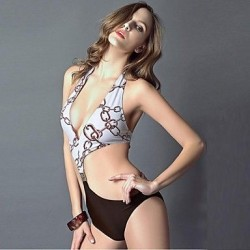 Women Padded Bras One-pieces