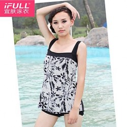 Obese woman fashion sexy swimsuit