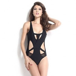 Women's Sexy Sultry Hollow out Monokini