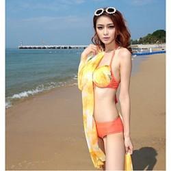 Women Summer Sexy Push Up High Rise Bikini Fashion Bohemian Swimwear Nz Dress