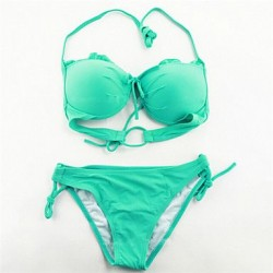 Women's Sexy Solid Color Bikini(More Colors)