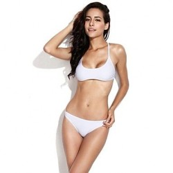 Women's Marianne Collection-Latest Fashion Swimwear Nz! White Color One-piece Swimwear Nz Bikini