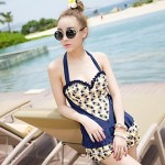 Beautiful Push UP Layered Ruffle Swim Dress Swimsuit Nz Bathing Suit