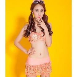 Women Others/Polyester Padded Bras One-pieces