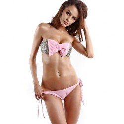 Multiple Color Printing Design Original Fashion Magazine Style Bikinis Suits.
