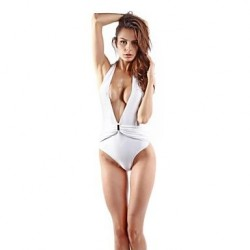 Sexy Deep V-Model Halter One-Pieces Monokini
