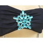 Women's Fashion Sexy Blue Stars Rhinestone Print Split Beach wear Bikini Set Swimwear Nz Swimsuit Nz