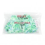 RELLECIGA Women's OZ Collection- Green Zebra Print Flounce One-piece Swimsuit Nz