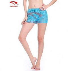 Hollow out lace lace shorts sexy beach shorts (excluding bikini)