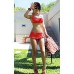 Sexy Small Skirt Bikini Swimwear Nz