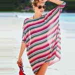 New Arrive Fashion Colourful Summer Beach Dress 5 style fashion casual dress swimsuit cover ups 2019 new summer dresses