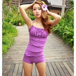 Women's Sexy Halter One-piece
