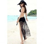 Women's Lace Beach Skirt Cover-up