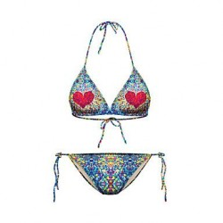 Women's Beach Style Mini Bikini Swimming Suit
