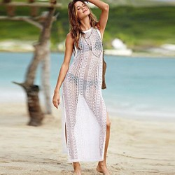 Lace Cover-up Dress solid beach coverup new style on sale toallas de playa high quality fashion summer beach sarongs