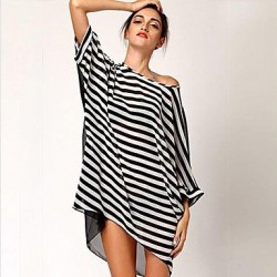 Summer beach bikini sexy swimsuit prevent waste their shade wrap dress/veil loose small coat MSSY8