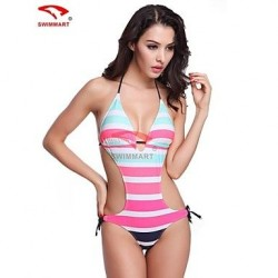 Women Nylon Push-up Halter/Straped Bikinis/One-pieces/Swimming Accessories/Cover-Ups VS007