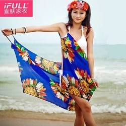 Ladies beach swimming dress