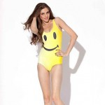 Women's Fashion 3D Print Sexy One-Piece Swimming Suit