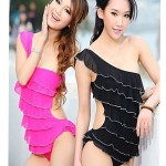 Woman fashion sexy cute new skirt swimsuit