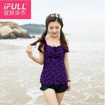 The fat woman fashion sexy swimsuit