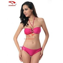 Women Spandex Wireless Halter Bikinis/Tankinis/Multi-pieces/Swimming Accessories/Cover-Ups