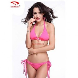 Women Spandex Padded Bras Halter Bikinis/Tankinis/Multi-pieces/Swimming Accessories/Cover-Ups