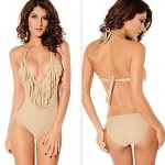 Women Nylon/Spandex Push-up Halter Bikinis/One-pieces/Swimming Accessories/Cover-Ups MSSY54
