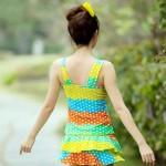 Women's Bra Style Neckline Swimwear Nz