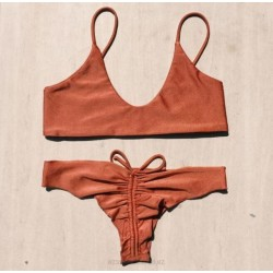 Bandage Two Piece Swimsuit Bikini