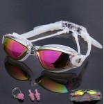 Adult Hd Man WomenS Waterproof Swimming Goggles Waterproof Antifog Glasses Diving Goggles
