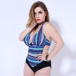 Swimsuits For Big Girls Plus Size One Piece Swimsuits Sexy Fat WomenS Swimwear