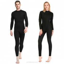 1.5Mm Couples Wetsuit One Piece Prevention Of Jellyfish Warm Couples Swimwear Man Womens
