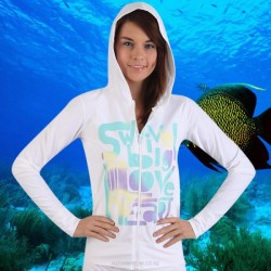 Sun Protective Dive Skin Snorkeling Suit Diving Suit Wetsuit Two Piece Long Sleeves 912