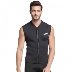 Winter Swimming Warm Vest Diving Suit 5Mm Jacket Man Beach Swimwear