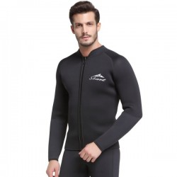 Equipment _5Mm Thicken Diving Suit Surf Suit Winter Swimming Equipment Two Piece Waterproof