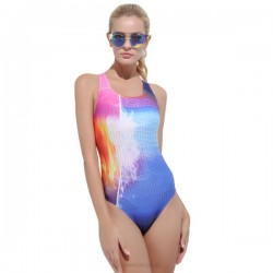 One Piece Swimsuits Cover Belly Tankinis Spa Swimwear Skinny Sport Push Up Swimwear