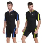 2Mm Diving Suit Thicken Warm Cold Proof Winter Swimwear One Piece Surf Suit