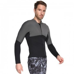 3Mm Thicken Diving Suit Man Waterproof Warm Winter Swimming Suits