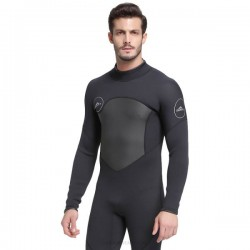 One Piece Long Sleeves 1.5Mm Diving Suit Jellyfish Suit Professional Snorkeling Suit Warm Sun Protective Surf Suit